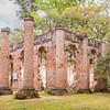 Old Sheldon Church Ruins, Beaufort County