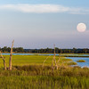 Low Country Moonrise