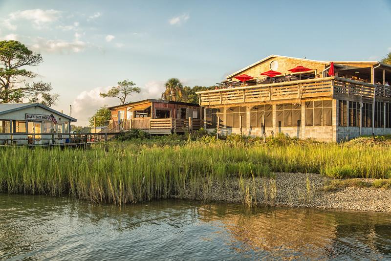 Bowen's Island Restaurant, Folly Beach