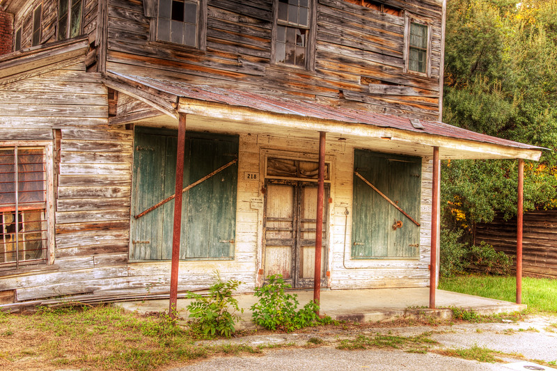 Old Seabrook store, Beaufort, SC