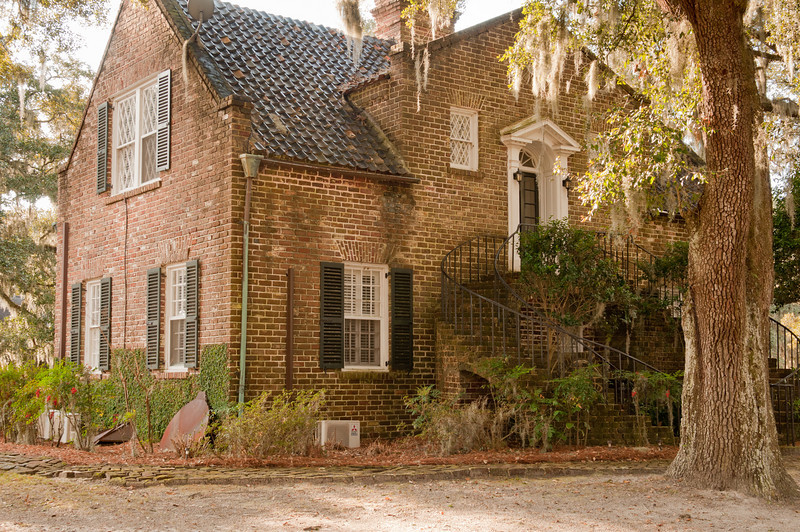 North Guest House, Mansfield Plantation