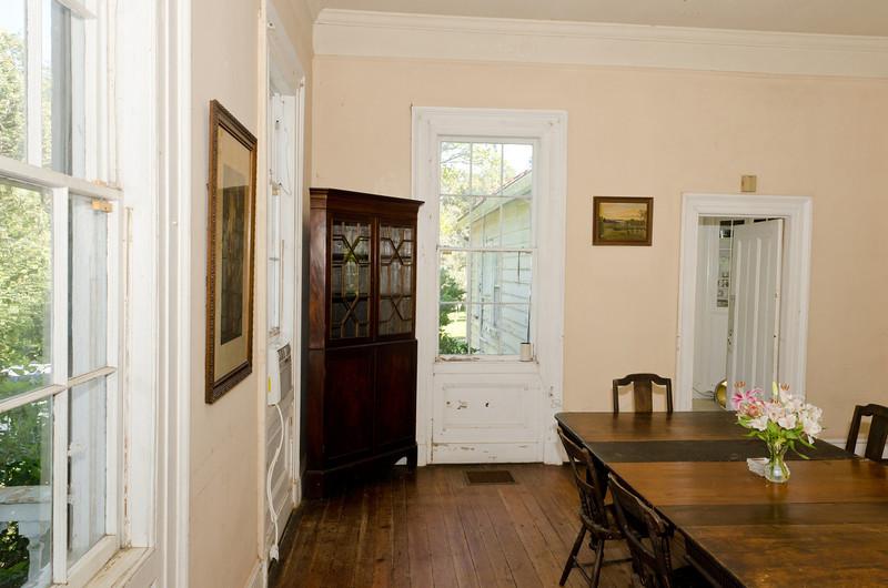 McLeod Plantation Interior images prior renovation, Charleston, SC