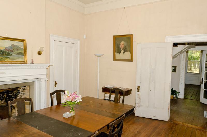 Plantation house interior images, October 2011