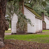 Row of Slave Cabins and Oak Alley