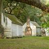 Slave cabins, September 2011