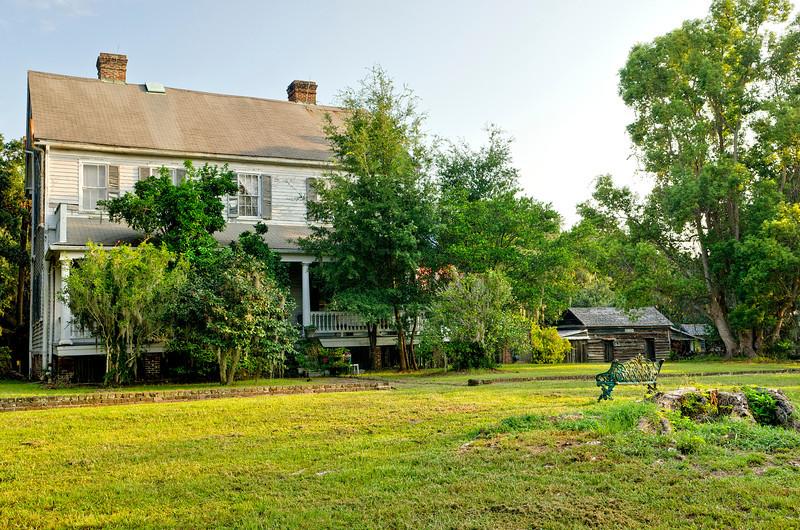 Plantation house, September 2011