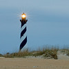 Evening at Cape Hatteras Lighthouse