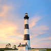 Evening at Bodie Lighthouse, Outer Banks, NC