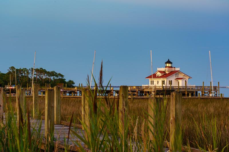 Roanoke Marshes Lighthouse, Manteo NC