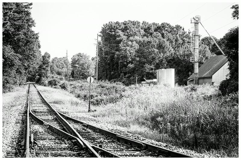 Railway line, SC