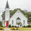 Ehrhardt Memorial Lutheran Church, Ehrhardt, SC
