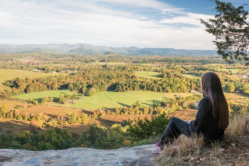 Glassy Mountain Overlook