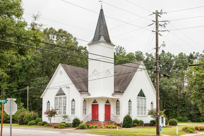 Ehrhardt Memorial Lutheran Church, Ehrhardt SC