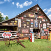 "The ""Sign Barn"", Pickens, SC"
