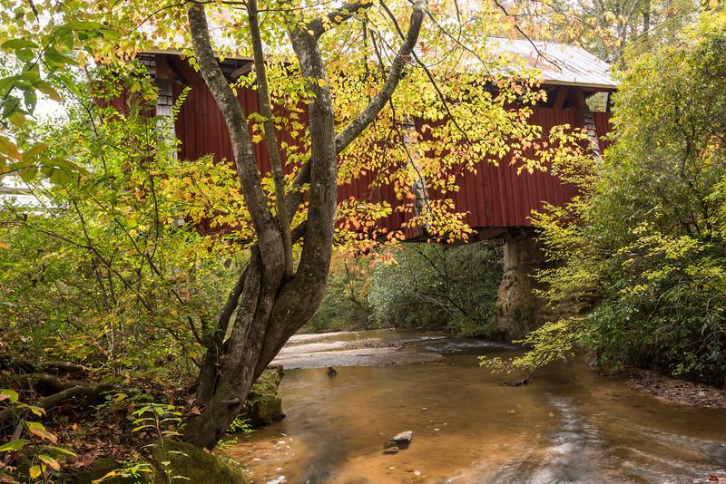 Campell's Covered Bridge, Landrum, SC