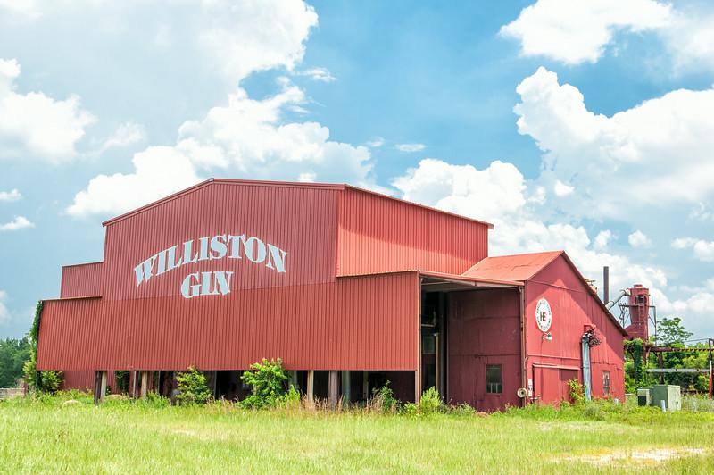 Williston Gin
