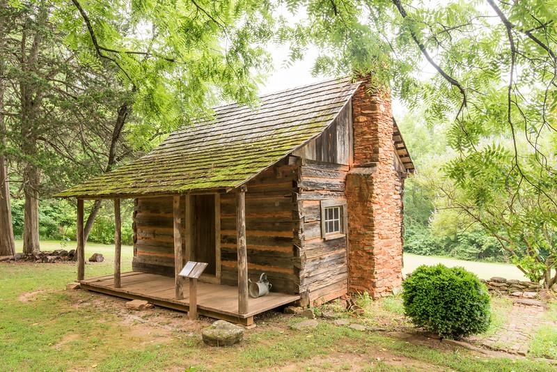 Woodburn Log Cabin, Pendleton SC