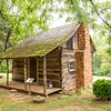Woodburn Log Cabin, Pendleton SC
