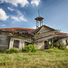 Old Shiloh School, Starr, SC