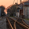 Rail crossing, Ridge Spring, SC