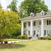 Greek Revival style - Evergreen Plantation, Starr, SC