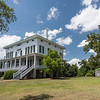 Redcliffe Plantation and former slave dwelling, Beech Island, SC
