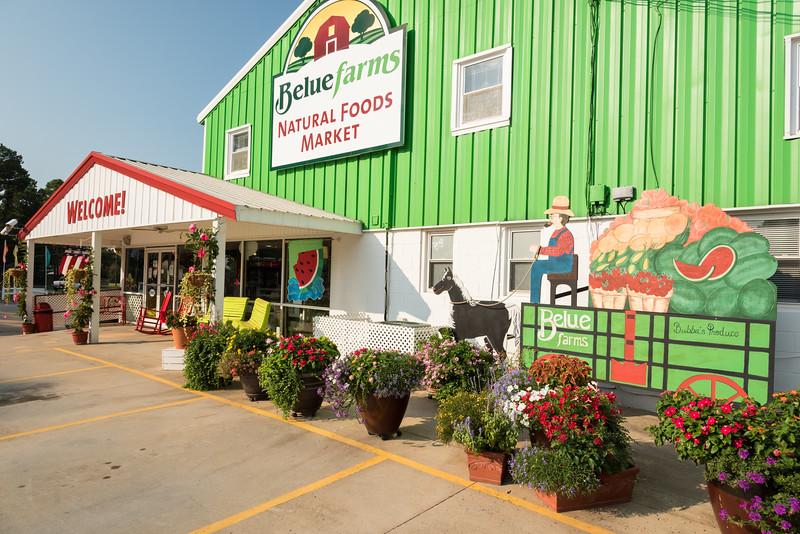 Belue Farms store, Boiling Springs, SC