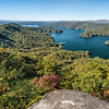 Lake Jocassee, South Carolina from Jump Off Rock