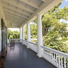 Redcliffe Plantation porch, Beech Island, SC