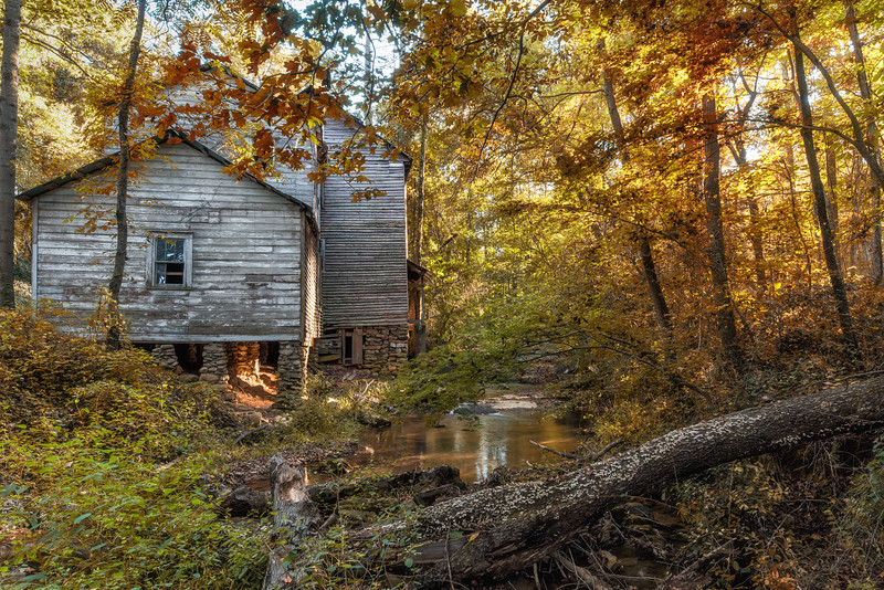 Gilreath's Mill, Greer