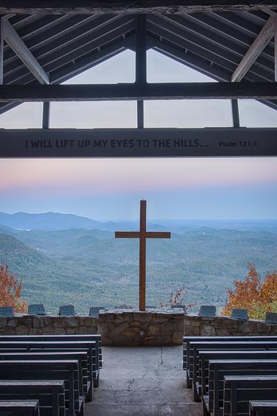 Fred W. Symmes Chapel, Cedar Mountain