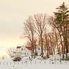 Winter landscape, NC