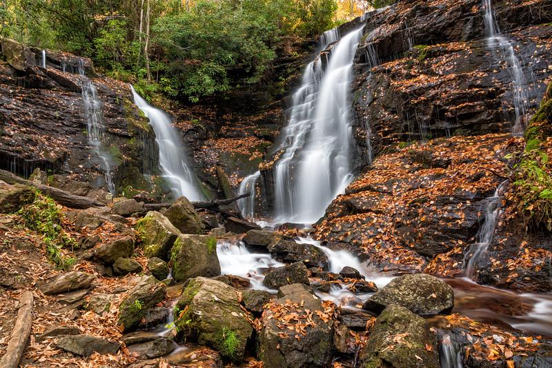 Soco Twin Falls, North Carolina