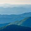 Blue Ridge Mountain Layers