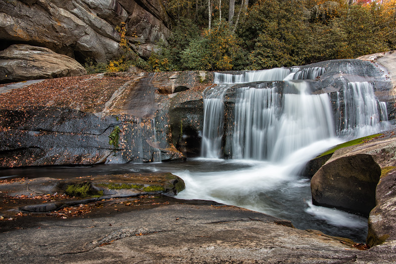 Bird Rock Falls, NC