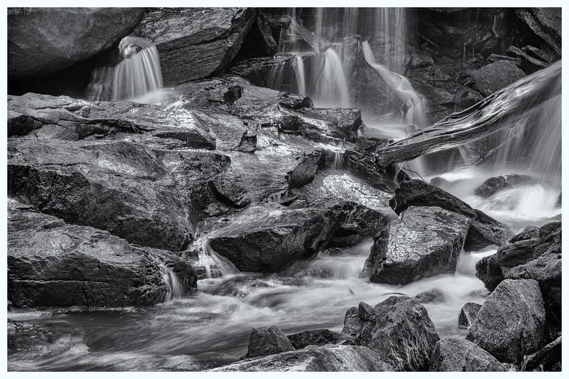 Cascades on Carson Creek
