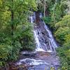 Connestee Falls on Carson Creek