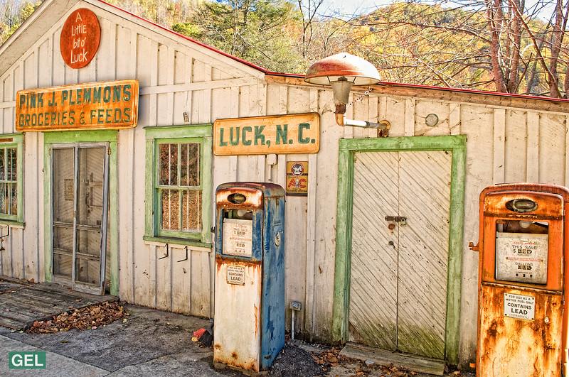 Luck, North Carolina