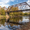 Iron Rail Bridge, Murphy, NC