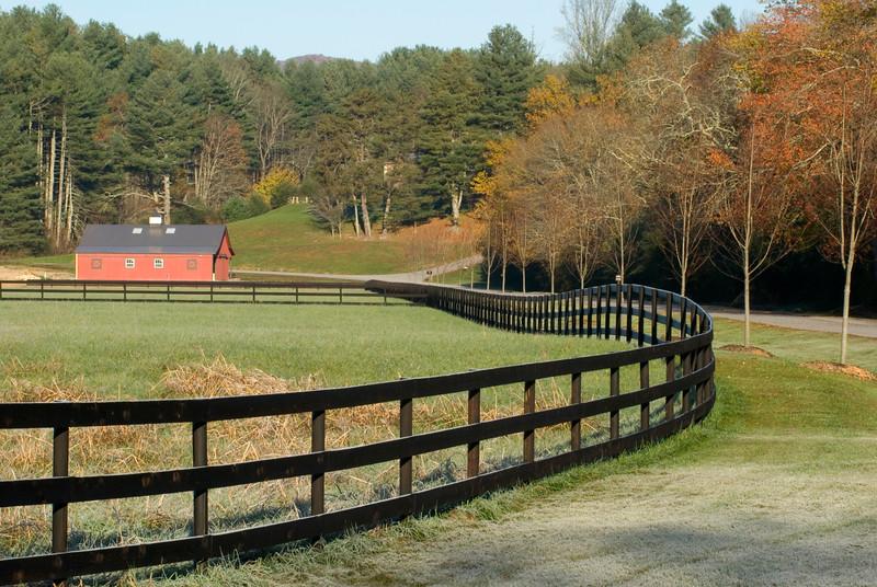 Farm in North Carolina