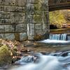 Stone bridge on NC276 near Cradle of Forestry