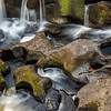 Waterfalls on the Chattooga River, Chattahoochee National Forest