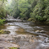 Chattooga River in the Summer