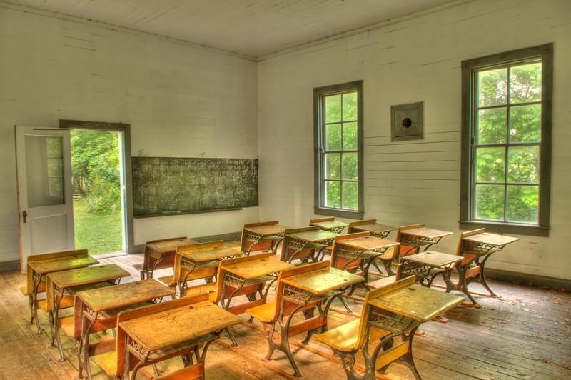 Beech Grove School, Cataloochee