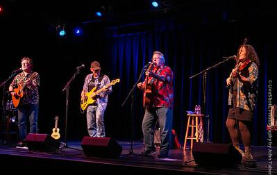 Austin Lounge Lizards 10/15/16