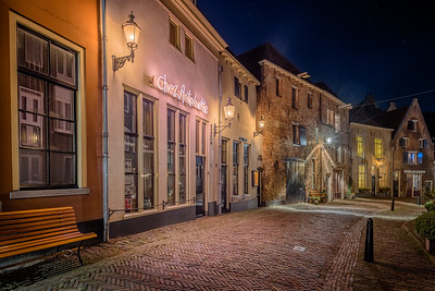 Deventer by night