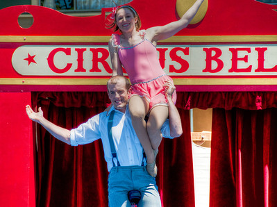 circus-couple