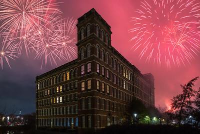 Paisley Fireworks Composite