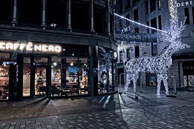 Caffe Nero Reindeer