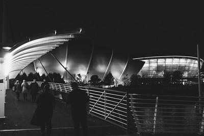 Bells Bridge Glasgow